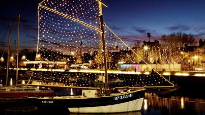 Féerie de Noël à Rochefort actualité