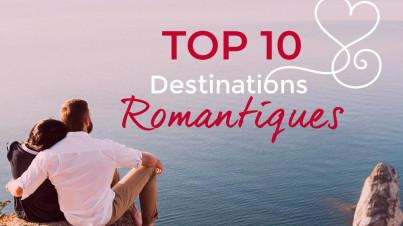 Top 10 des idées romantiques actualité