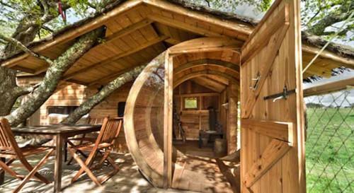 Multi-activités et cabane perchée