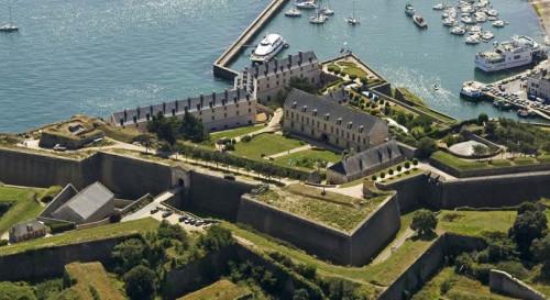 Prestige de l'histoire à la Citadelle Vauban
