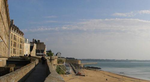 De Saint-Malo à Saint-Michel