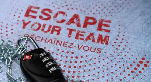 Escape your team