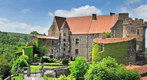 Histoire vivante au château
