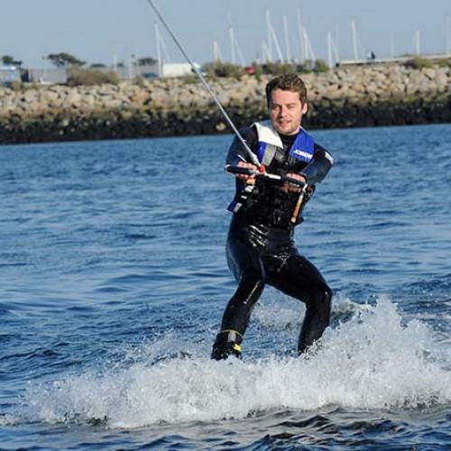 Ski nautique ou wakeboard à la Baule