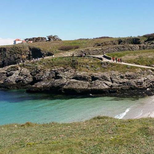 Quiberon, évasion vers les îles