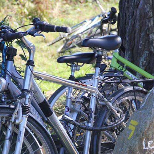 Week-end à vélo sur l'Île de Groix