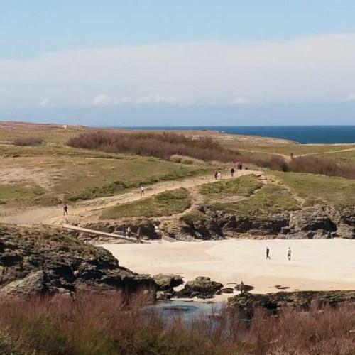 2 nuits et 3 îles de Bretagne Sud