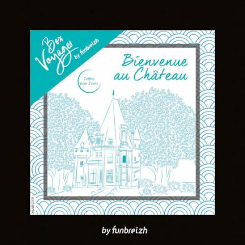 BOX Voyages Bienvenue au Château