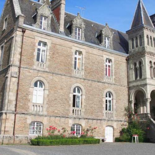Chambre d'hôtes en château