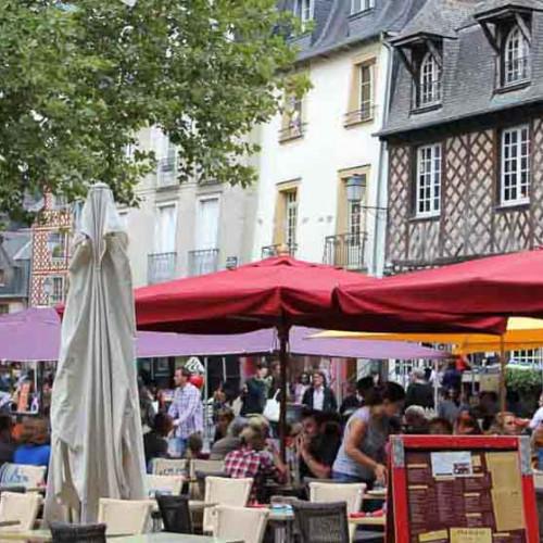 City Break à Rennes