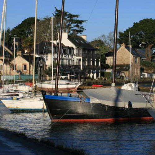Le Golfe du Morbihan à bord d'un vieux gréement