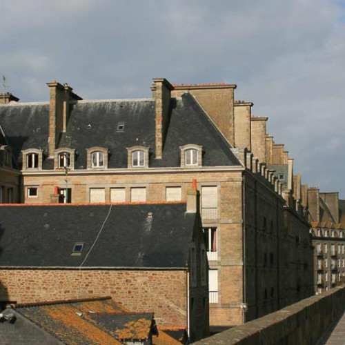 A deux pas de Saint-Malo
